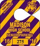 Parking Tag M-4