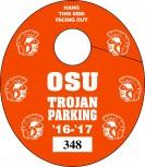 Parking Tag O-3